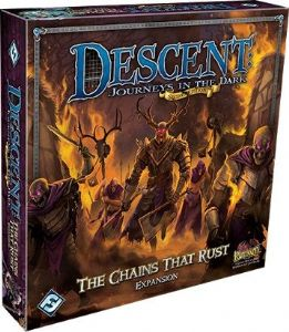 Descent : Journey in the Dark (Second Edition) – The Chains that Rust